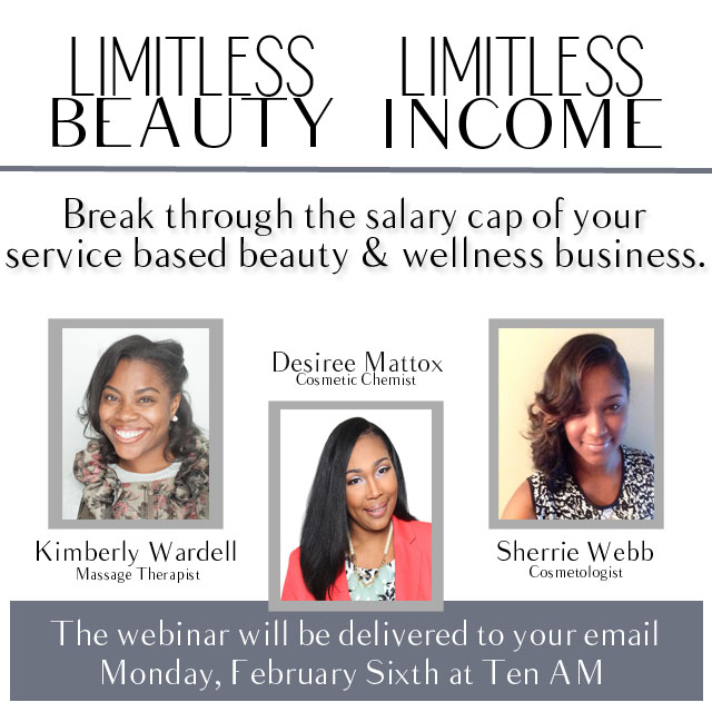 beauty and wellness business that earns limitless income